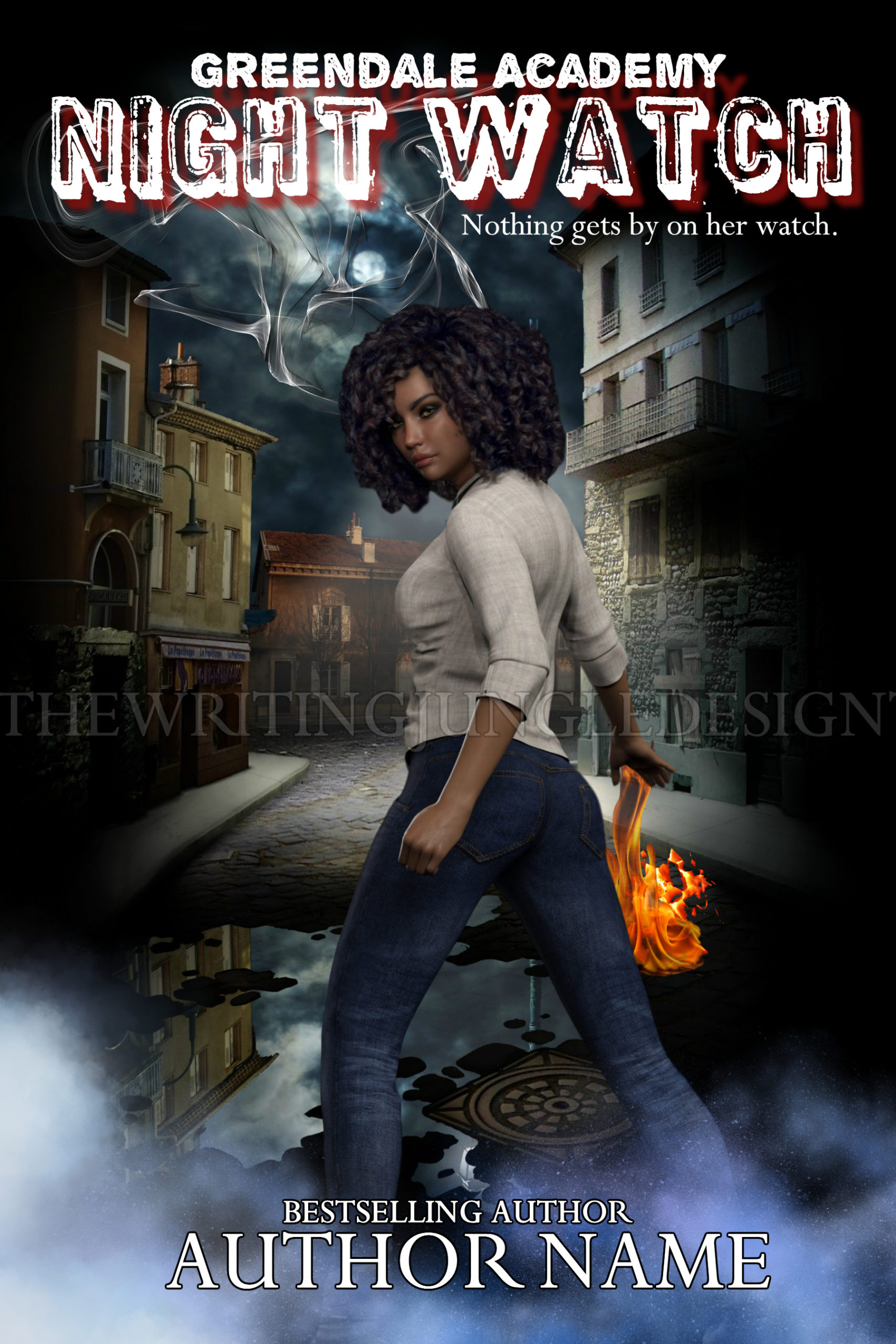 Number 125 Premade Ecover